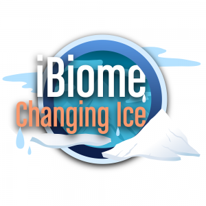 iBiome Changing Ice Logo